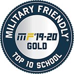 2019-2020 Military Friendly Top 10 School